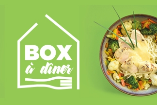 Box à dîner